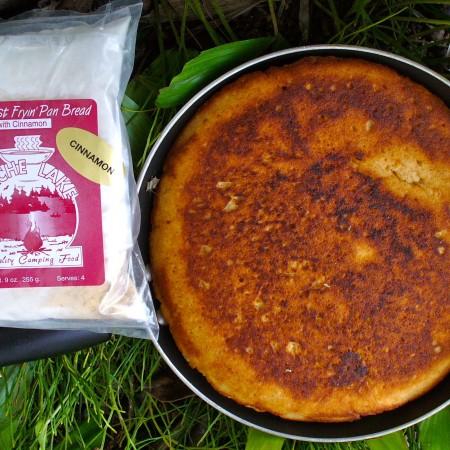 Breakfast Fryin' Pan Bread-Cinnamon