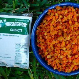 Carrots - 4 Serve