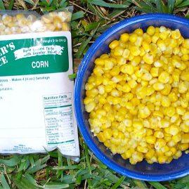Corn - 4 Serve