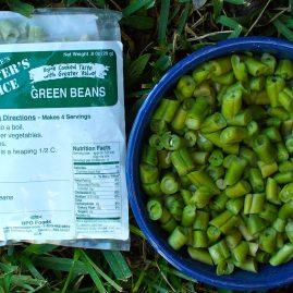 Green Beans-4 Serve