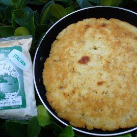 Italian Fryin' Pan Bread
