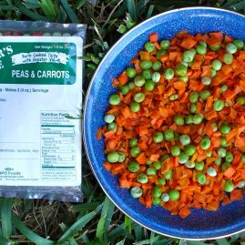 Peas & Carrots-2 Srve