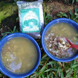 Wild Rice Leek & Potato Soup